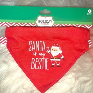 Cute puppy/small dog Christmas collar